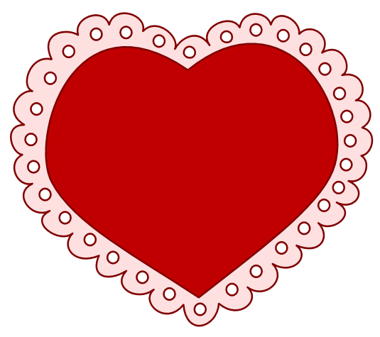 Microsoft Valentine Clip Art