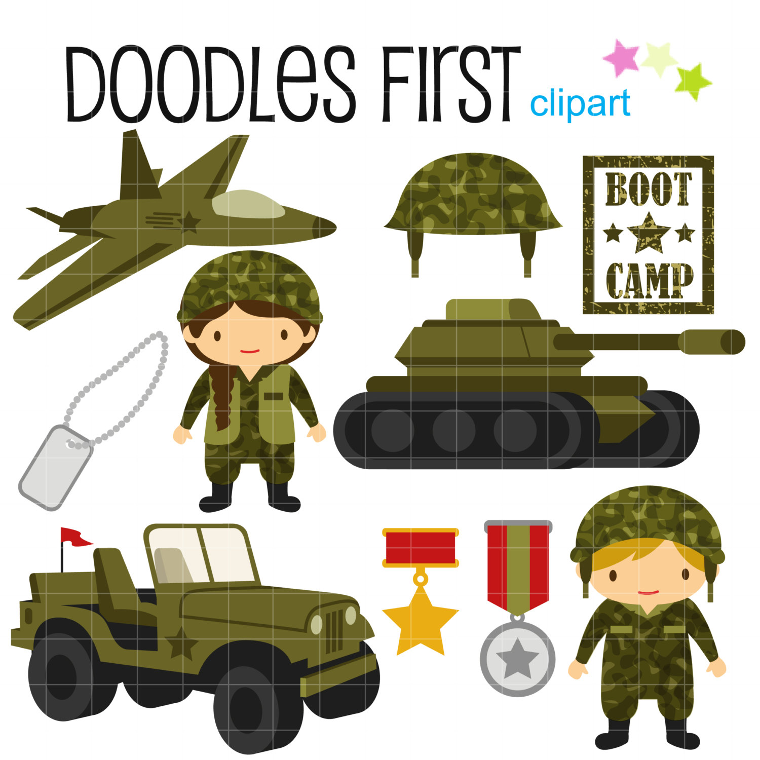 103+ Military Clipart   ClipartLook