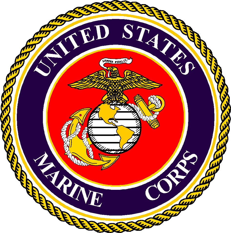 Military Fabric, US Marine Emblem 6400 Custom Printed Panel u0026middot; Tag ClipartClipart ...