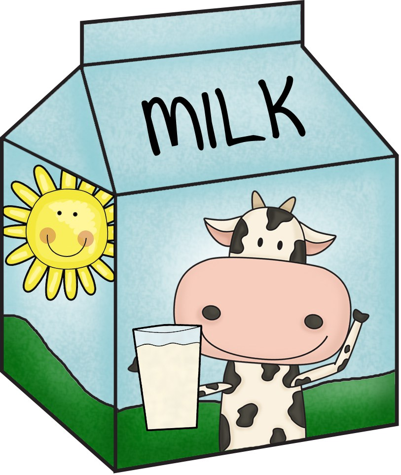 milk clipart