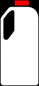 milk jug clipart
