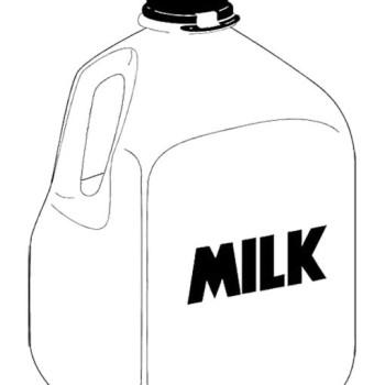 99 Milk Jug Clip Art Clipartlook
