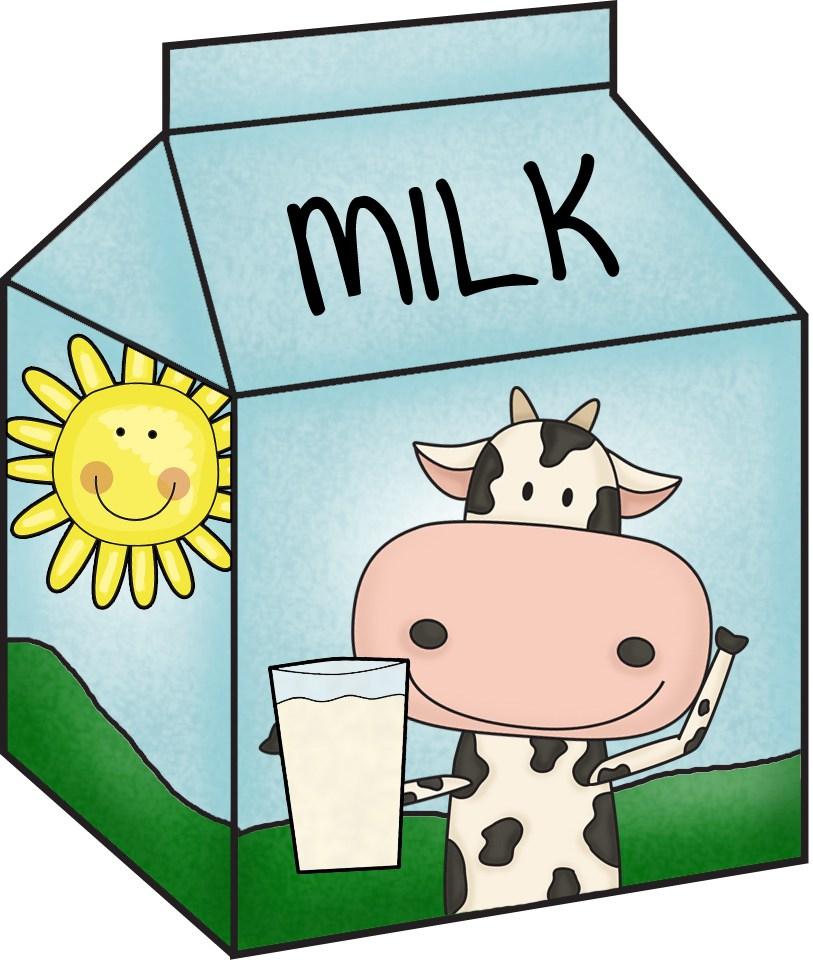 Milk Carton Clip Art - clipartall ...