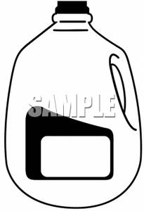 Milk Clip Art · plastic clipart