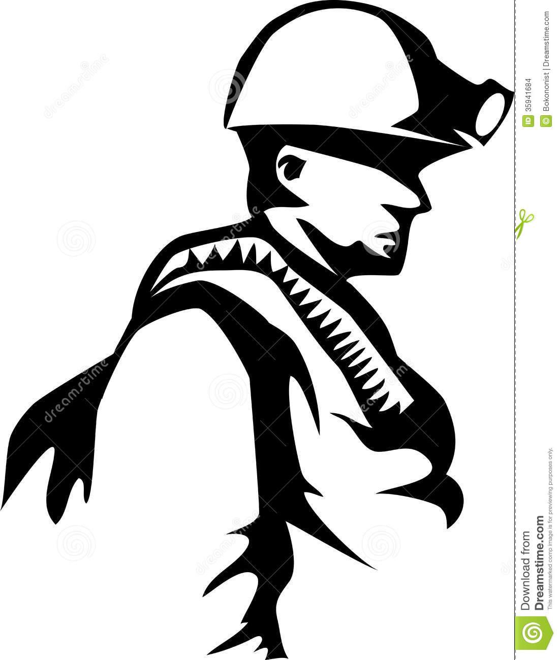 Miner Clipart Miner