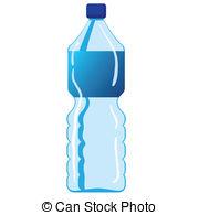 Mineral Water Bottle - Vector Illustrati-Mineral Water Bottle - Vector illustration of mineral water.-3
