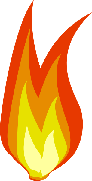 Mini Fire Clip Art