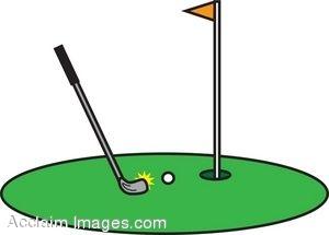 Mini Golf Clip Art Clipart .-Mini Golf Clip Art Clipart .-12