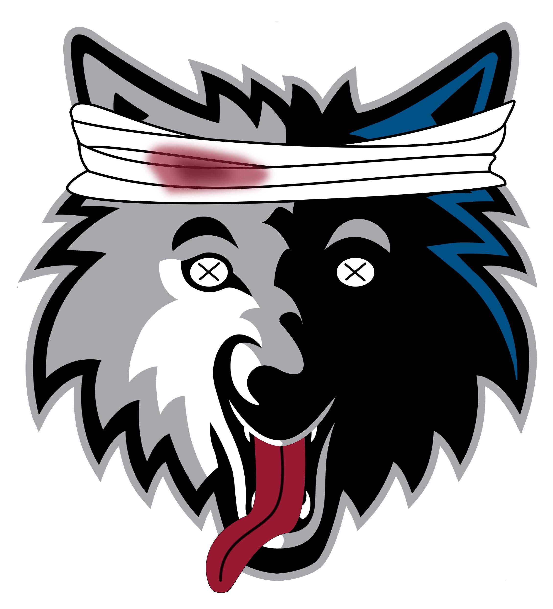 Download PNG image - Timberwolves Logo P-Download PNG image - Timberwolves Logo Png Clipart 470-2