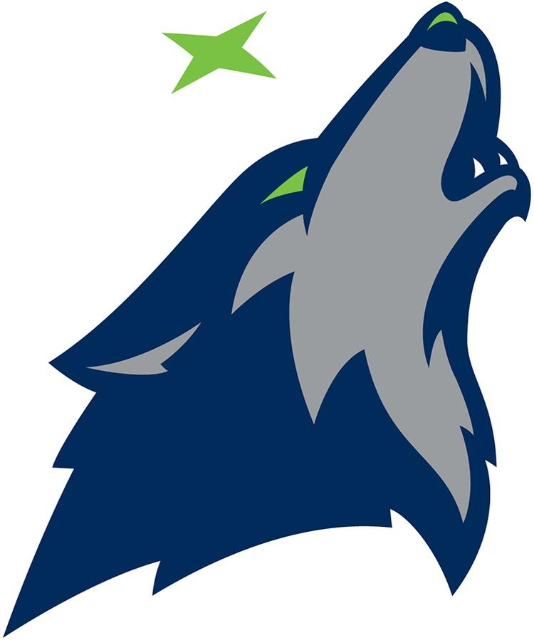 Minnesota Timberwolves. - Minnesota Timberwolves Clipart