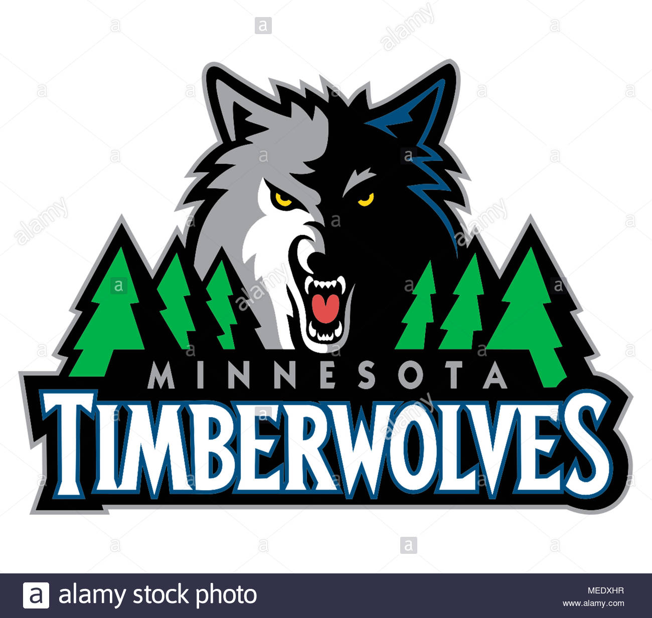 Minnesota Timberwolves icon logo-Minnesota Timberwolves icon logo-10