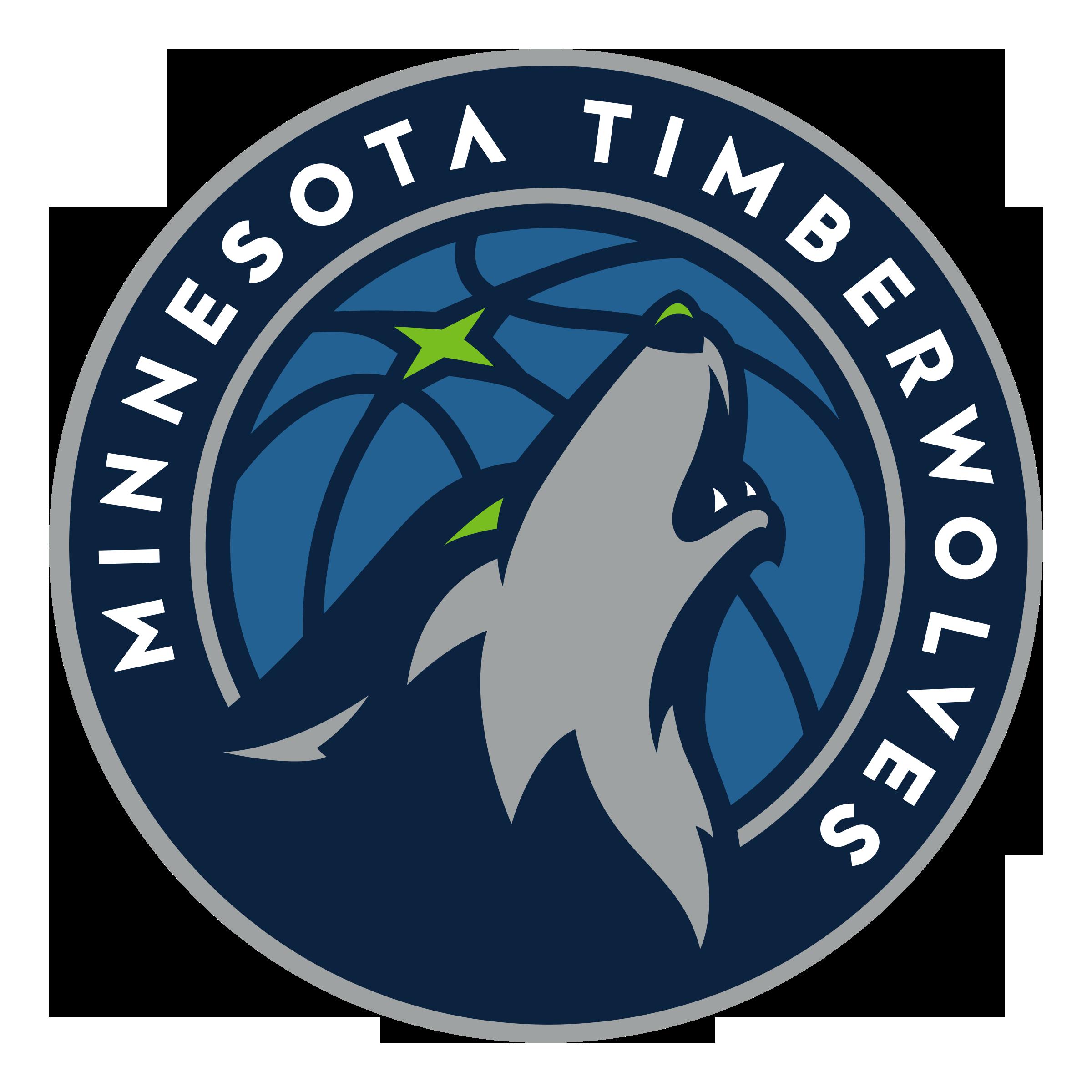 Minnesota Timberwolves logo transparent-Minnesota Timberwolves logo transparent-19