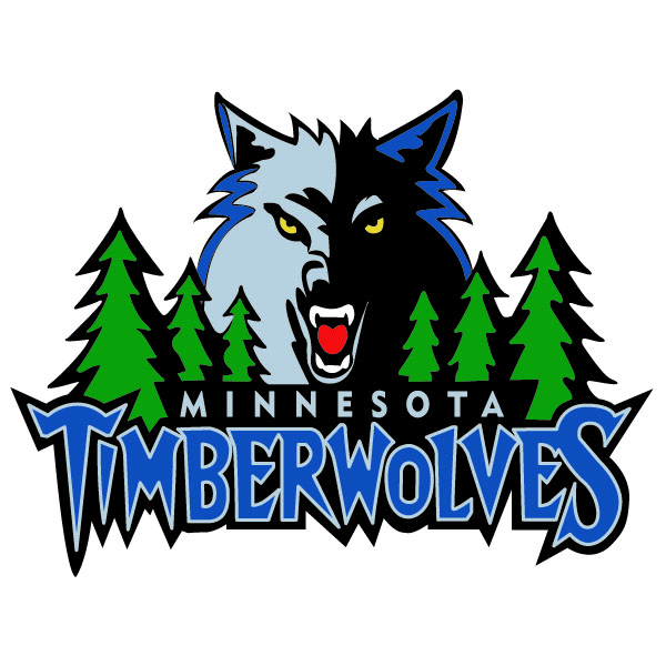 Save - Minnesota Timberwolves Clipart