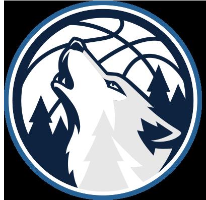 Timberwolves Logo Transparent PNG Image