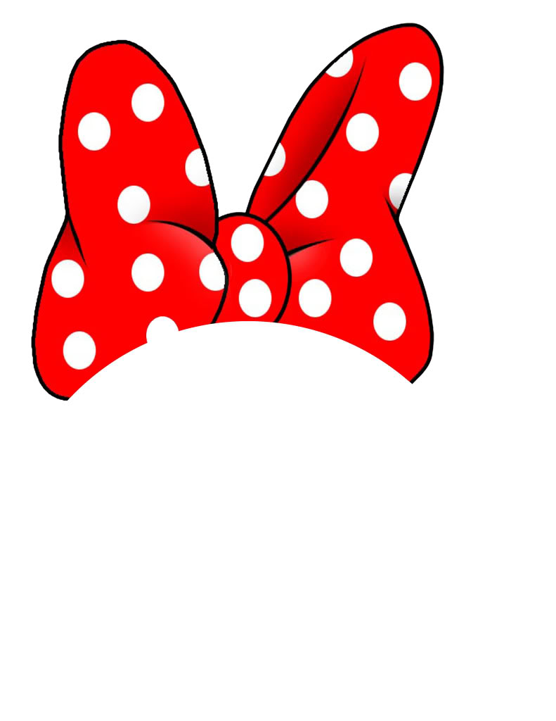minnie mouse bow clip art-minnie mouse bow clip art-0