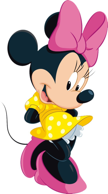 Minnie clip art - ClipartFest