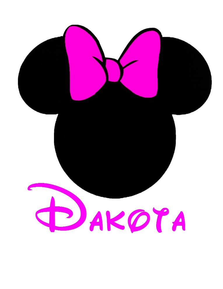 ... Minnie Mouse Bow Pattern Printable .-... Minnie Mouse Bow Pattern Printable ...-9