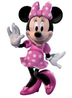 Minnie Mouse Clip Art - Bing .