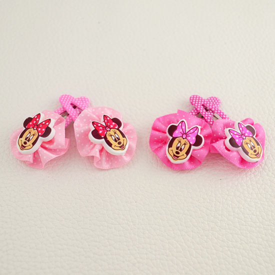 Minnie Mouse Hair Clips,Mickey Fashion Hair Pins - Thumbnail 1 ...