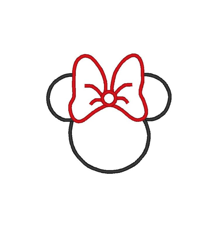 Minnie Mouse Silhouette Clip Art Wele To Bingo Slot Machines