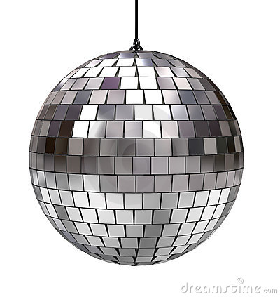 Mirror ball clipart - .