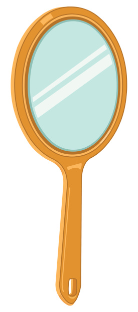Mirror Clipart - Getbellhop