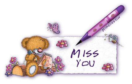 Miss You Clip Art Missyou