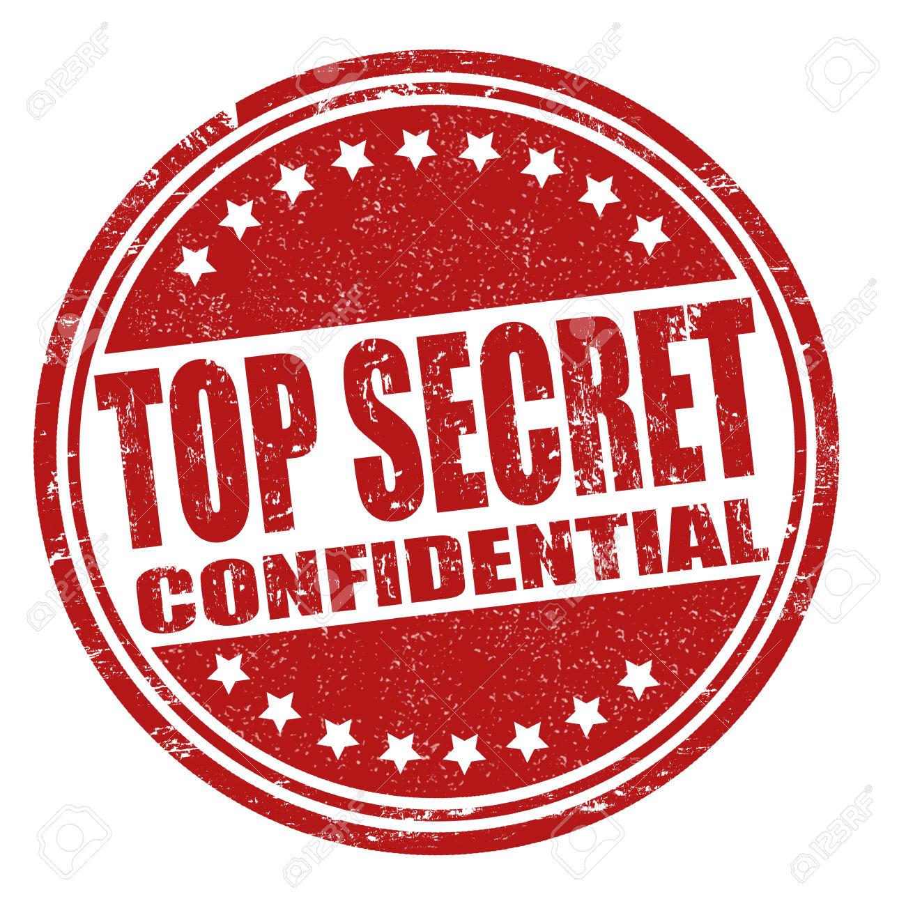 Mission Top Secret Stamp .-Mission Top Secret Stamp .-4
