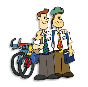 Missionaries On Bikes