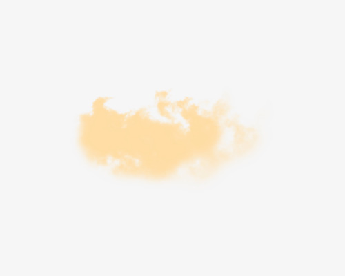 yellow mist hazy mist, Hazy Mist, Hazy, Mist PNG Image and Clipart