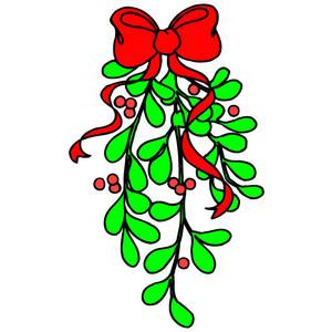 Mistletoe | Christmas Cartoons .