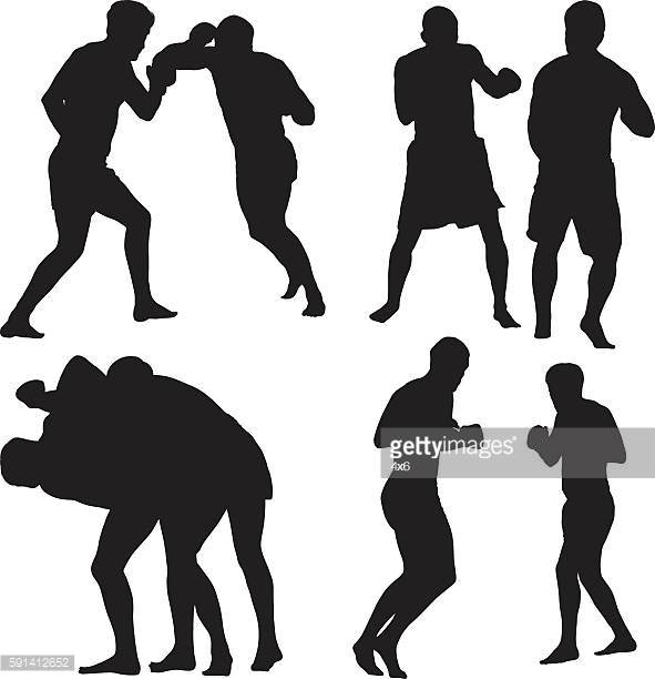 Mixed martial arts boxer boxing-Mixed martial arts boxer boxing-4