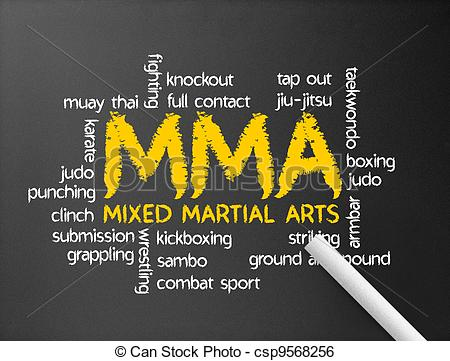 Mixed Martial Arts - csp9568256