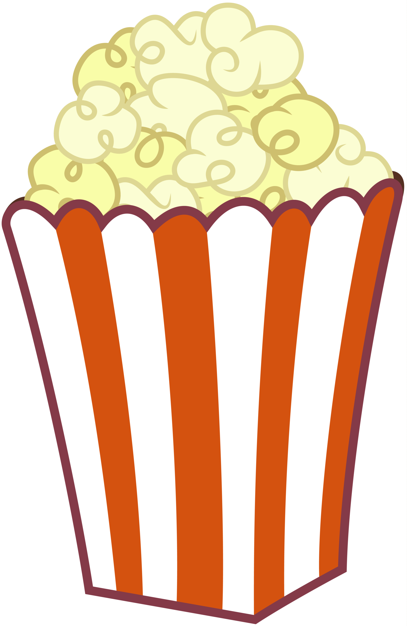 Mlp Resource Bag Of Popcorn By Lahirien -Mlp Resource Bag Of Popcorn By Lahirien Clipart Free Clip Art Images-4