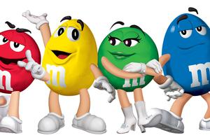... mm candy characters clip  - M M Clip Art