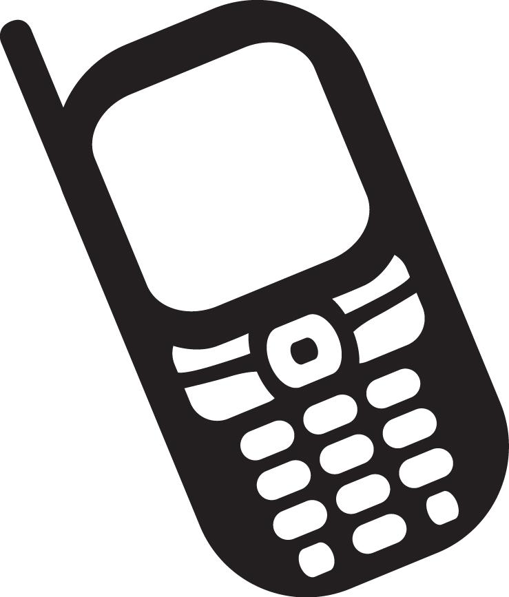 Mobile phone clip art free vector for fr-Mobile phone clip art free vector for free download about - Clipartix-4