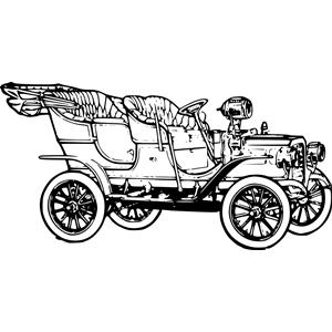 Model T 1906 Car