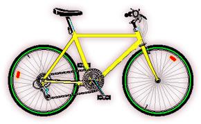 modern bicycle clipart-modern bicycle clipart-12