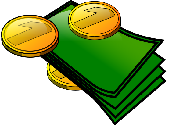 money clipart - Clipart Of Money
