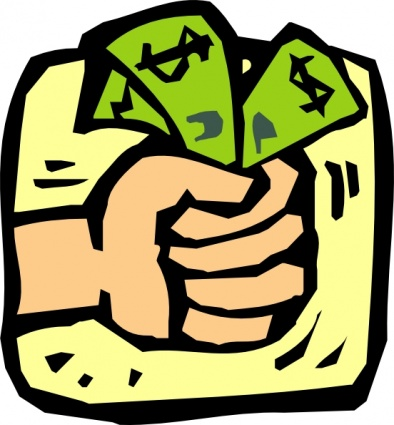 Money Clipart-Money clipart-9