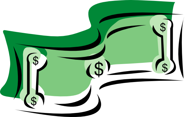 Money Clipart-Money clipart-11