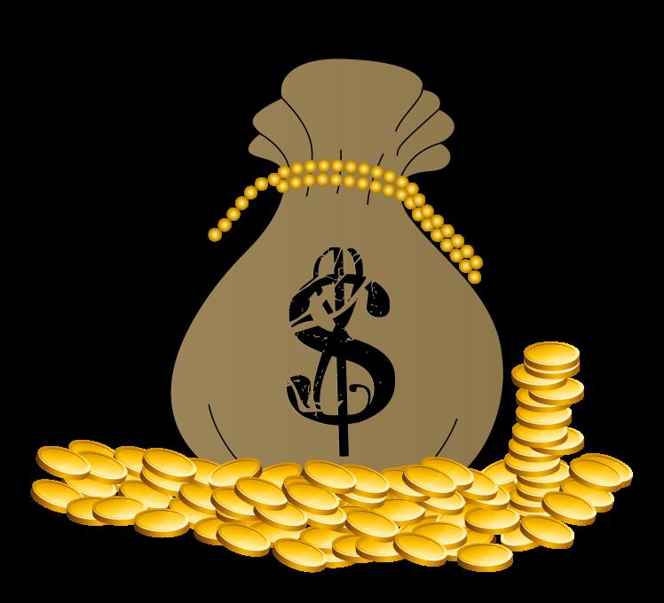 Money Bag Clip Art Images Free .