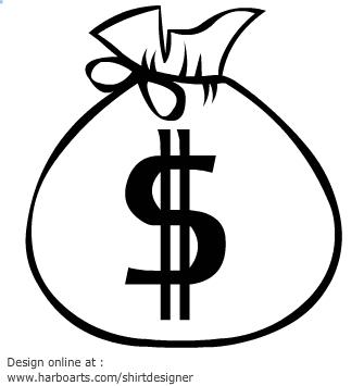 Money Bag Clipart Currency Freelance Fla-Money Bag Clipart Currency Freelance Flash-14