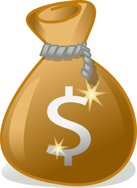 Money Bag Free To Use Clipart-Money bag free to use clipart-13