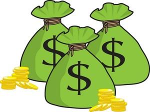 Money Bags Clipart Clipart Best
