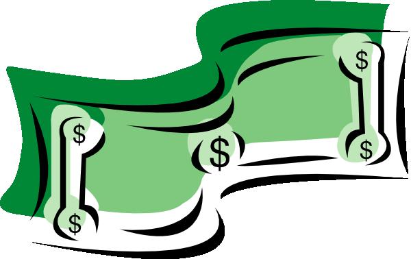 Money Border Clip Art