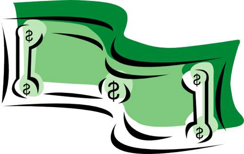 Money Border Clipart ...