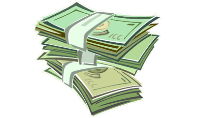 money clip art #74