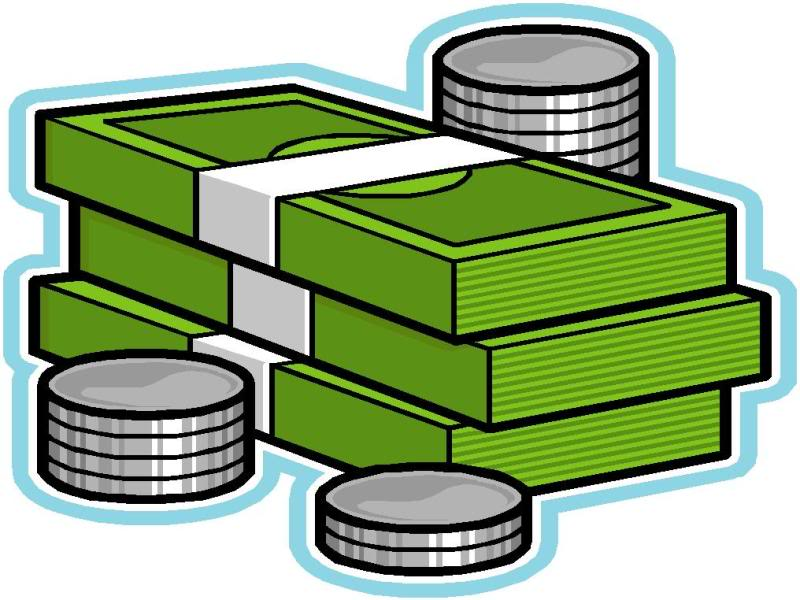 Money clipart clipart clipart - Clipart Of Money