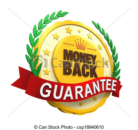 Money Back Guaranteed Label - Csp1894061-Money Back Guaranteed Label - csp18940610-15